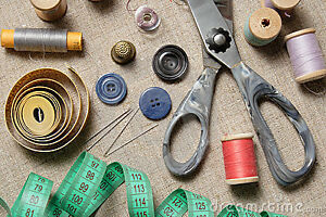 Sewing workshop in need of sewing supplies