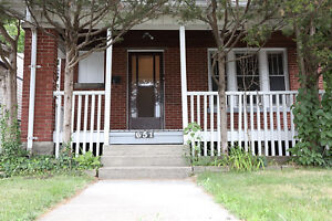 House For Rent with garage and fenced yard in London Ontario
