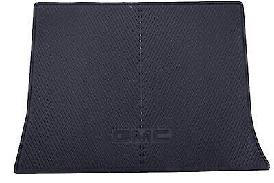OEM GM 2012-2017 GMC Terrain Rear Cargo Area Floor Mat All Weather Black  Field Floor Mat