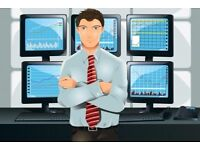 Forex Trader Buddy needed for market and stragety analysis in slough