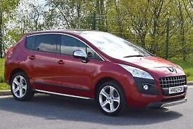 Peugeot 3008 ALLURE 2.0 HDI. fsh, 2012. immaculate. Part ex?