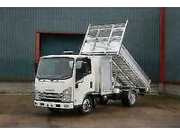 BRAND NEW ISUZU GRAFTER N35 125T 3.5t LWB Chassis Cab with Tipper Body & Toolpod