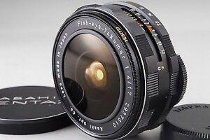 Takumar Fish-Eye 17mm f4 Version 1 #43841 M42
