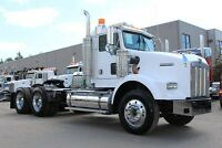 ALBERTA OILFIELD SPEC 2002 Kenworth T800 - #4450