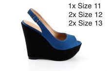 BULK Large Womens Shoes (Varying Styles and sizes between 11-14) Peakhurst Hurstville Area Preview