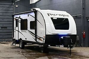 2018 PaloMini Travel Trailer