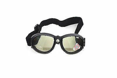 Retro Goggles Smoke for Harley Davidson by V-Twin