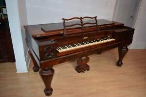 Excellent playing  Grand Piano - free delivery & 2 tunings!