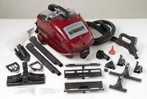 Steam Cleaner with Vac Liberty Professional