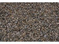 10 mm drainage gravel / chips