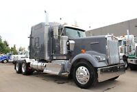 ALBERTA OILFIELD SPEC 2013 Kenworth W900 - #4492