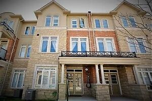 Spacious Oakville Townhouse for Lease,  with 2 car garage