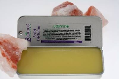 Jasmine Solid Perfume in Tin *Brand New* Halls Head Mandurah Area Preview