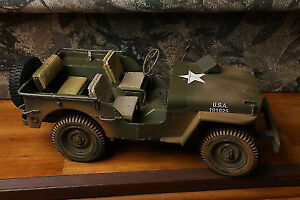 WANTED / LOOKING FOR  Large Gi Joe jeep