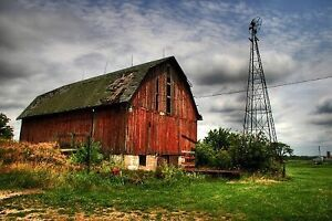 Old barn wanted for movie.  London Ontario image 1