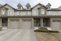 Townhouse in South end of Guelph for rent Nov 15,2015