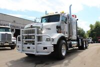 ALBERTA OILFIELD SPEC. 2006 Kenworth T800. #4433