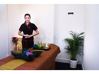 Traditional Thai massage by fully qualified therapeutic practitioners