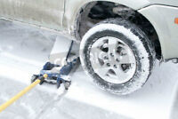 Mobile Tire Changing & Boosting Service 204-793-4558