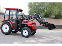 Brand New Huaxia Compact Tractors, 18 Months Warranty, Built and ready to work