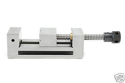 3 Precision Toolmakers Vise Vises Hardened .0002 New