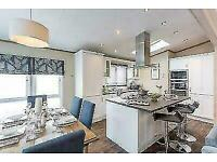 Stunning Pemberton Glendale 44x22 holiday lodge on a stunning pitch with private