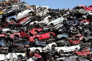 Junk and scrap cars removal for free
