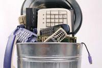 Recyclage d'appareil électronique