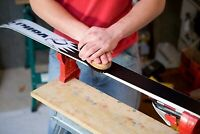 Expert ski and snow board  tune ups, sharpening and waxing