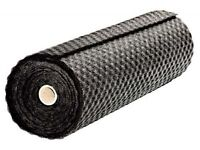Rolls of Regupol E48 Sound Proofing Material