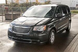 2012 Chrysler Town and Country minivan