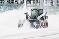 Commercial Snow Removal Edmonton & Area!