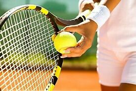 Tennis partner - Richmond/Kingston or nearby