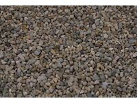 10 mm drainage chips/gravel