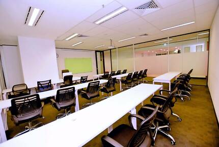 Training Room Hire from $250 Melbourne CBD