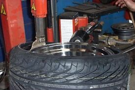 Mobile Tyre Fitter, Kent / Sussex