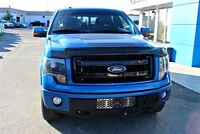 2013 Ford F-150 FX4 Leather Sunroof Navigation EcoBoost Crew Cab