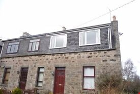 Modern 2 bedroom fully furnished flat for lease, quiet area of Ellon