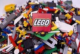 MIXED BAGS OF 250g & 500g LEGO SETS - BATMAN, NINJAGO, CHIMA, STARWARS