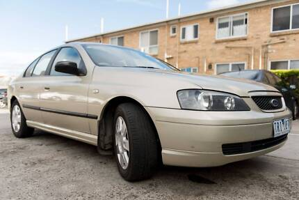 2005 Ford Falcon Sedan with 12months Rego and Bluetooth kit