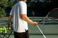 Tennis Lessons for all Ages!