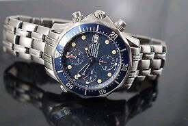 Omega seamaster cronograph