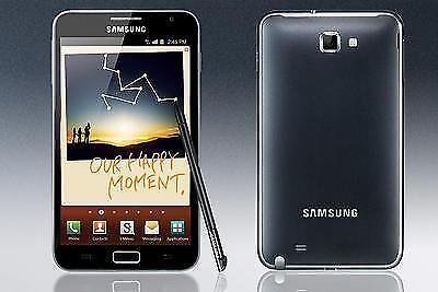 Ende 2011 stellte Samsung sein 5,3 Zoll Galaxy Note, ein Smartphone fast in Tabletgröße, vor