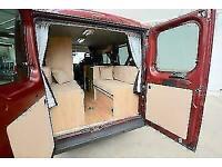 1970 PEUGEOT BOXER 2 Berth Pendle Campervans P3 Camper van