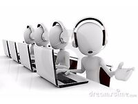 Call centre staff required for our Baillieston office