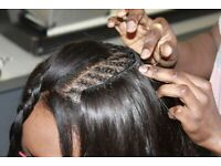 Afro Caribbean hair dresser wanted,hair braiding and hair Extensionist wanted in Cardiff