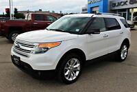 2013 Ford Explorer XLT Leather Navigation 4WD