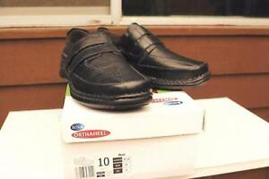 Scholl Orthaheel Velcro Shoes Sutherland Sutherland Area Preview