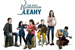 Leahy Concert at The Regent Theatre Tickets November 23/18 8pm