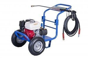 Honda Powered - Bertolini Pressure Washer WBG-2500H